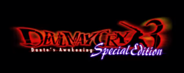 Devil May Cry 3 game