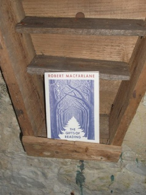 Robert MacFarlane the gifts of reading Bell