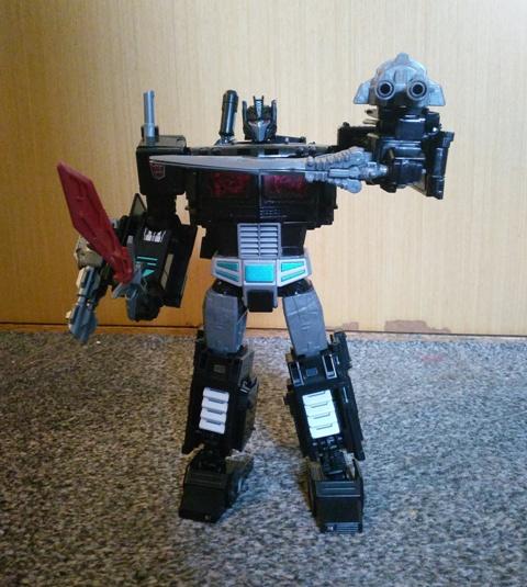 Nemesis Prime Transformer