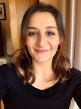 Nadia Crolla University of Aberdeen graduate