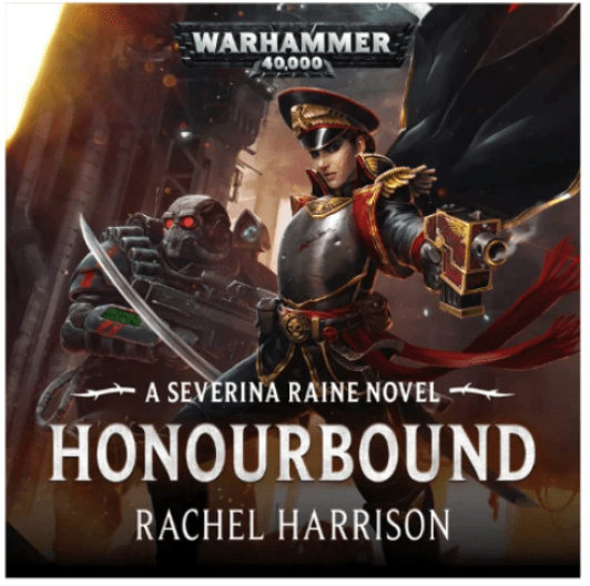 Honourbound Audiobook