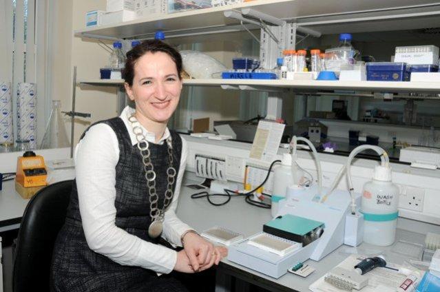 Mirela Delibegovic Aberdeen University covid19 research