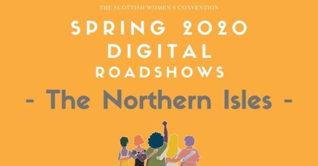 Scottish Womens Convention Digital Roadshow