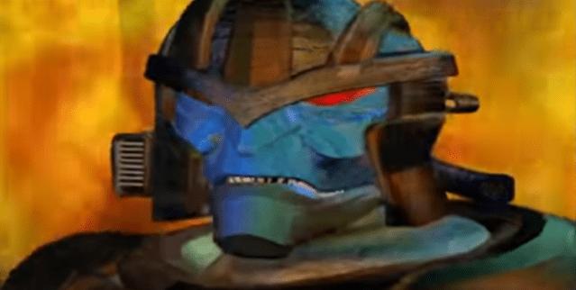 Transformers Dinobot Beast Wars