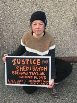 Black Lives Matter Orkney 10 Jun 1