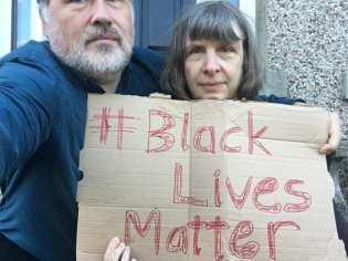 Black Lives Matter Orkney 10 Jun 4