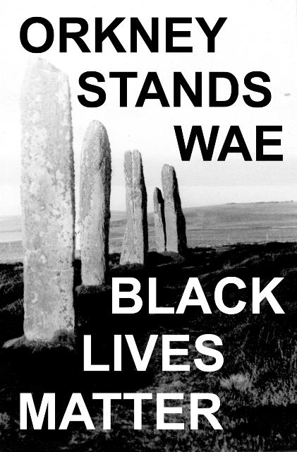 BLM POSTER small version Black Lives Matter