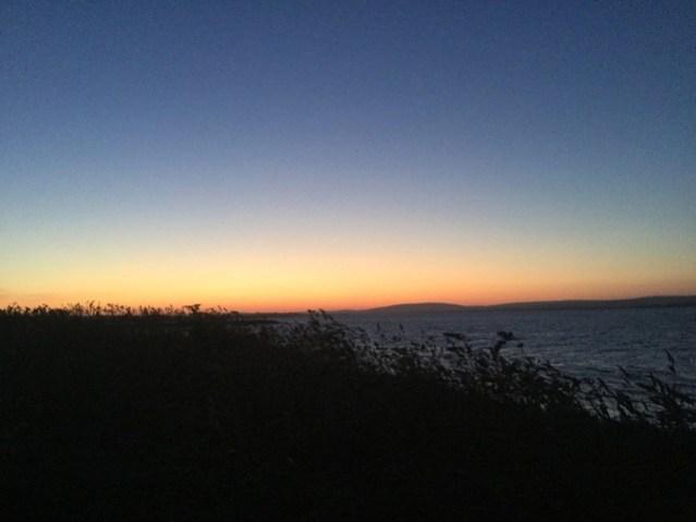 Harray Loch summer solstice 2