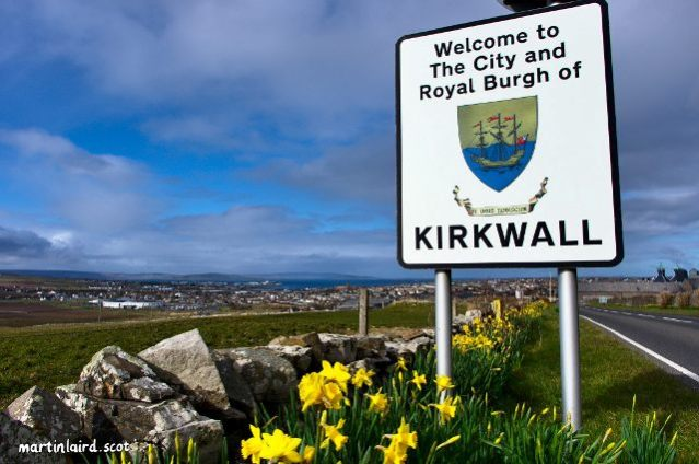 The City & Royal Burgh of Kirkwall_v1