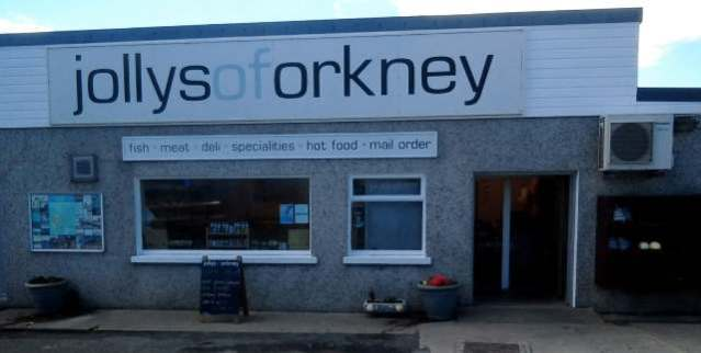 Jollys of Orkney Nick Morrison