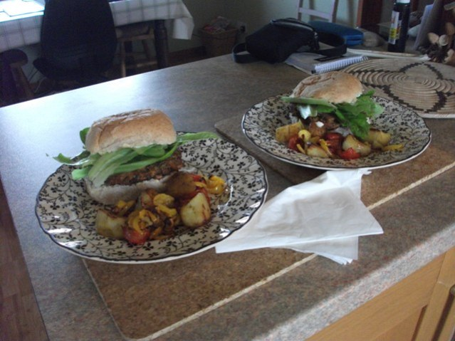 Mike's Vege Burgers Bell