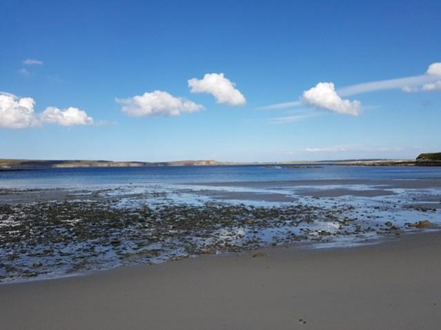 Murkle Bay - Caithness credit SSEN