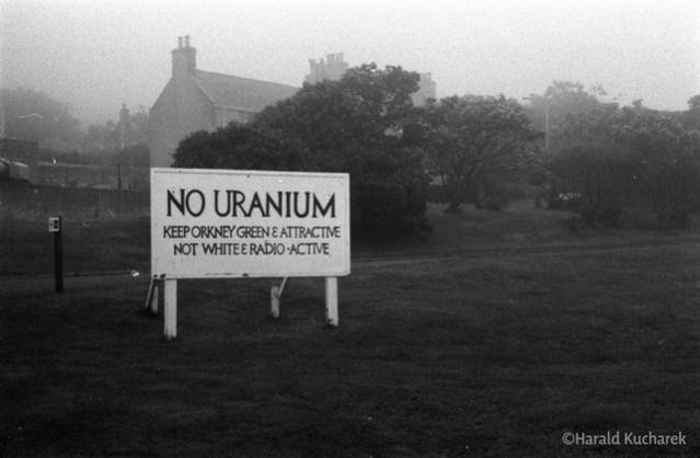 Sign in Stromness designed by Ian MacInnes (1)