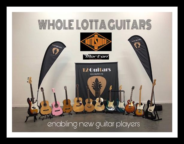 Whole Lotta Guitars