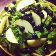 Blueberry Apple Salad