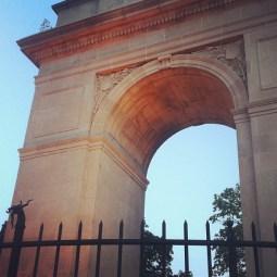 Rosedall Arch