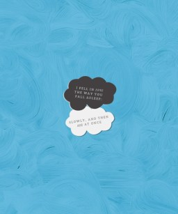 I Fell in Love Fault in Our Stars