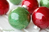 Christmas ornament crafts and tutorials to make | DIY ...