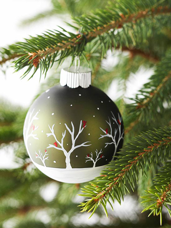 Image Result For Acrylic Painting Christmas Ornaments