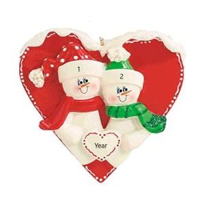 Snow Sweet Heart couple