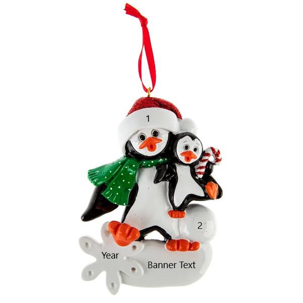 Penguin parent 1
