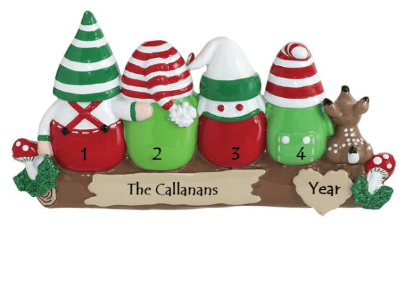 knomes 4 ornament