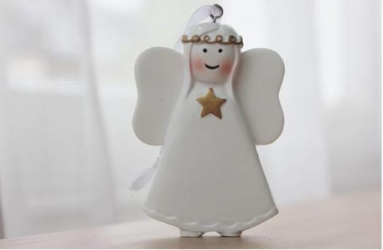 new Angel (gold star) blank