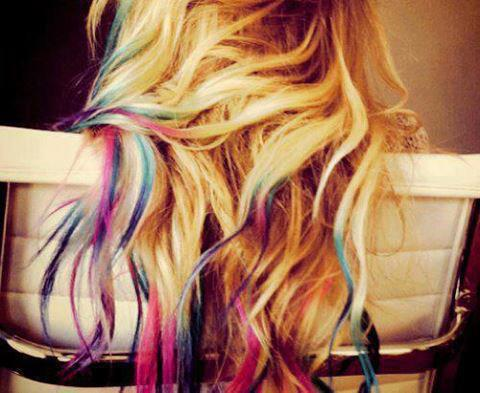 dip dyed hair color takes highlights to a new level hair style trends and tips