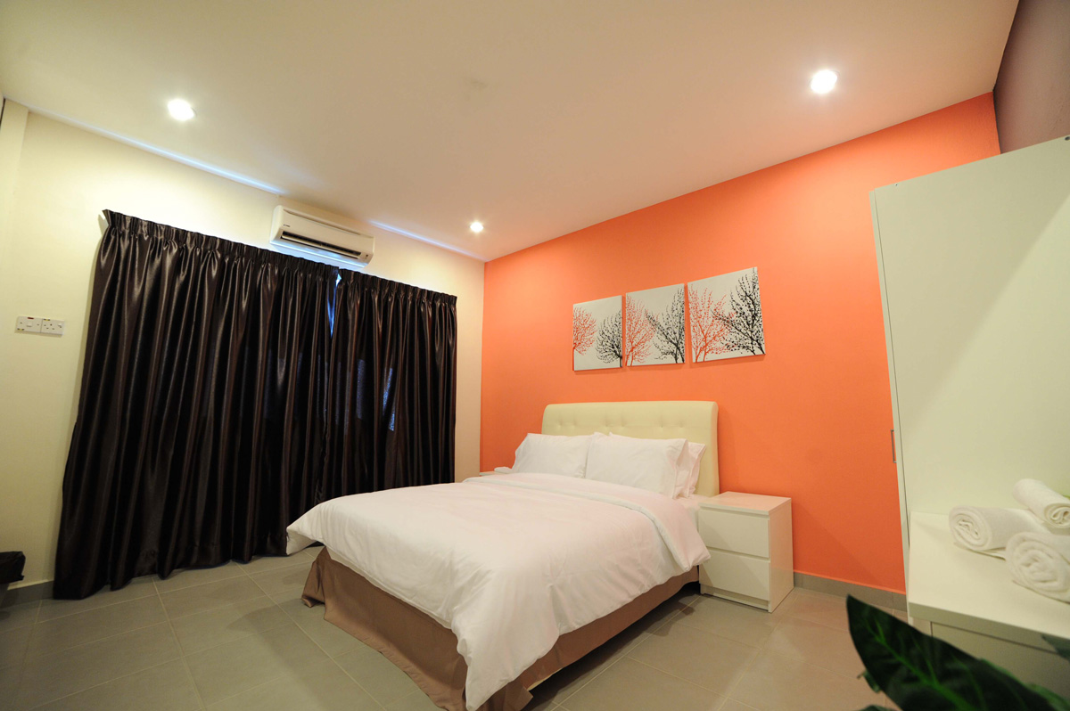3 Bedroom Family  The Osborne Ipoh Serviced Apartments