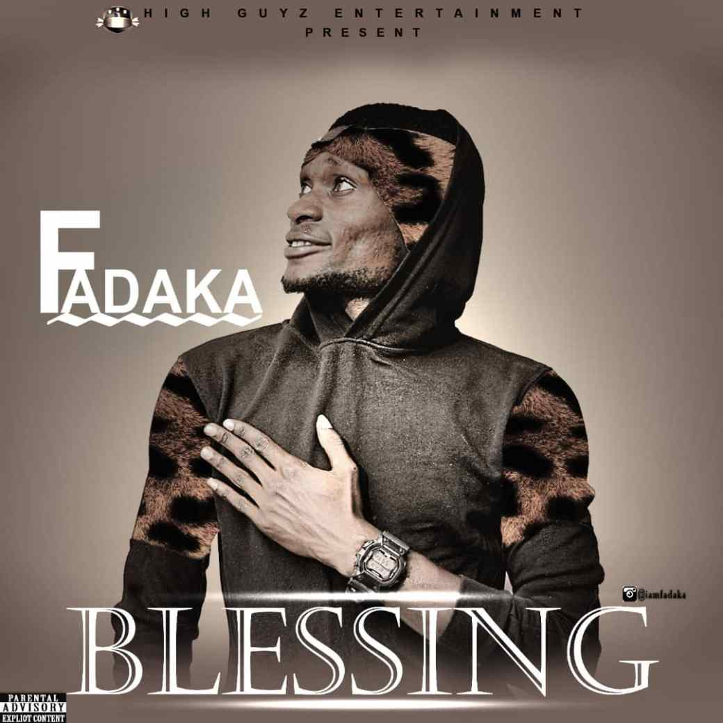 reputable site 18887 fca00 OSMA 2019  BLESSING – FADAKA