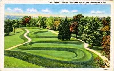 Great Serpent Mound, Ohio