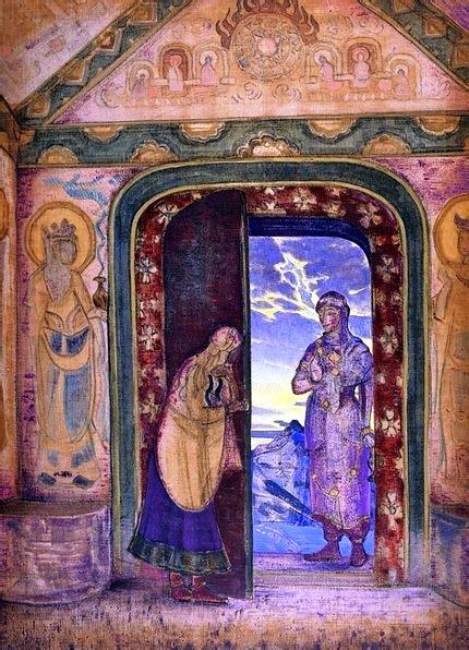 Roerich's Shambhala (5/6)