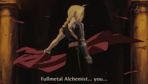 Hagane no Renkinjutsushi Fullmetal Alchemist