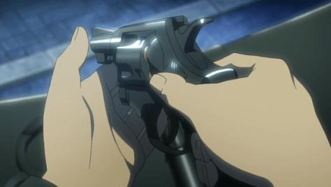 Handgun obtained