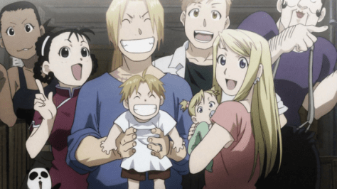 The New Elric Family