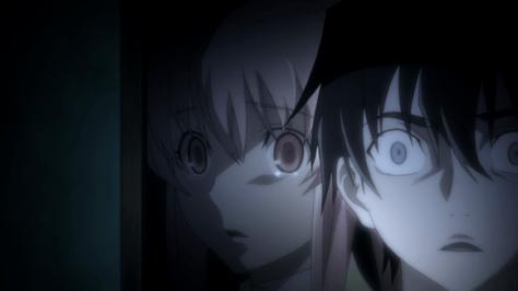 Everything was going well...Yuki...