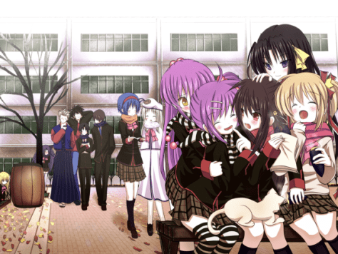Little Busters! is awesome