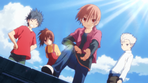 We are the Little Busters!