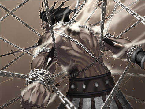 Bull of Heaven aint got nothing on Heracles