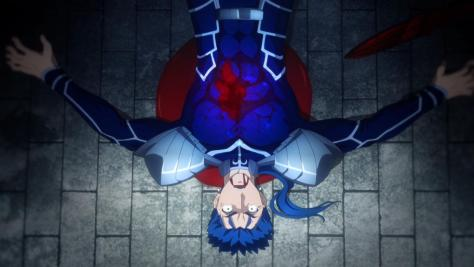 Lancer died! You're not human!