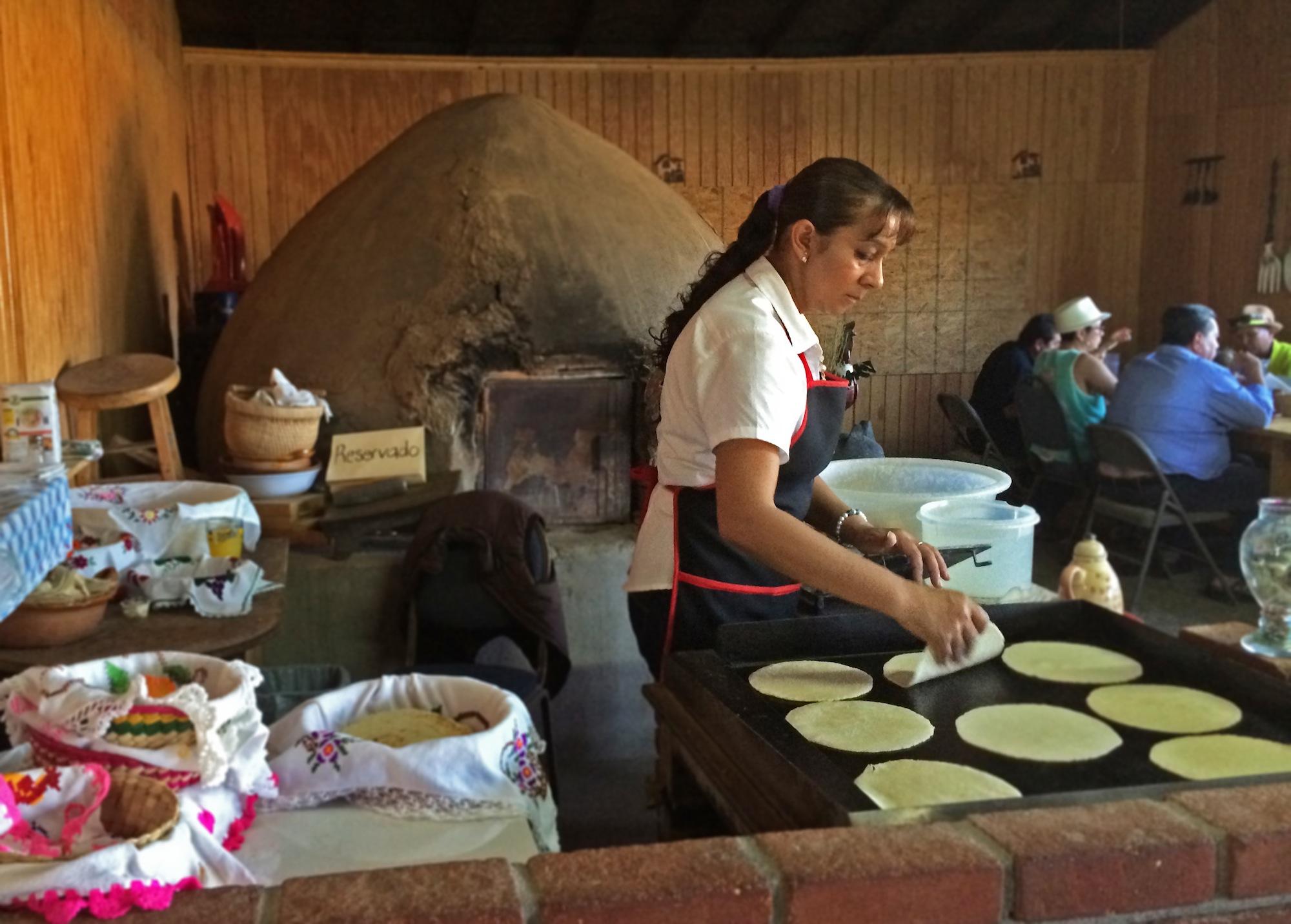 La Cocina de Doa Esthela  The Other California