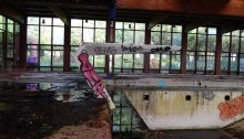 abandoned grossingers resort
