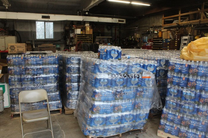 Where to Get Water in New Paltz
