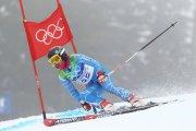 Kalhor, Marjan - Iranian alpine skier - 2010 Vancouver Winter Olympics - Foto Doug Pensinger for Getty Images