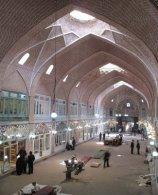 Grand Bazaar in Tabriz, East Azerbaijan