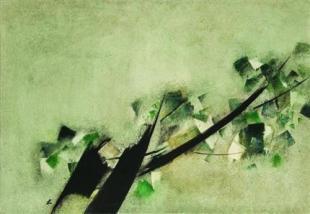 Sohrab Sepehri - Untitled