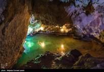 West Azerbaijan, Iran - Saholan Cave 03
