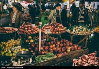 Gilan, Iran - Yalda Night Market 02
