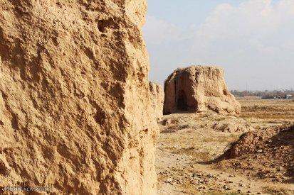 Razavi Khorasan, Iran - Nishapur's ancient city 04
