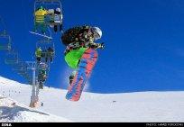 Tehran, Iran - Tehran, Tochal Ski Resort 59